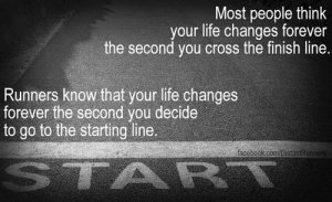 decide to start